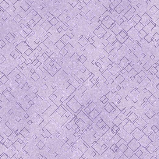 Cat-I-Tude 2 Tonal Squares Light Purple