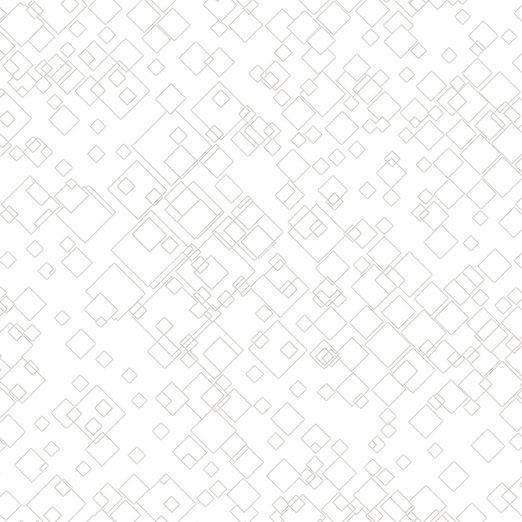 Cat-I-Tude 2 Tonal Squares White