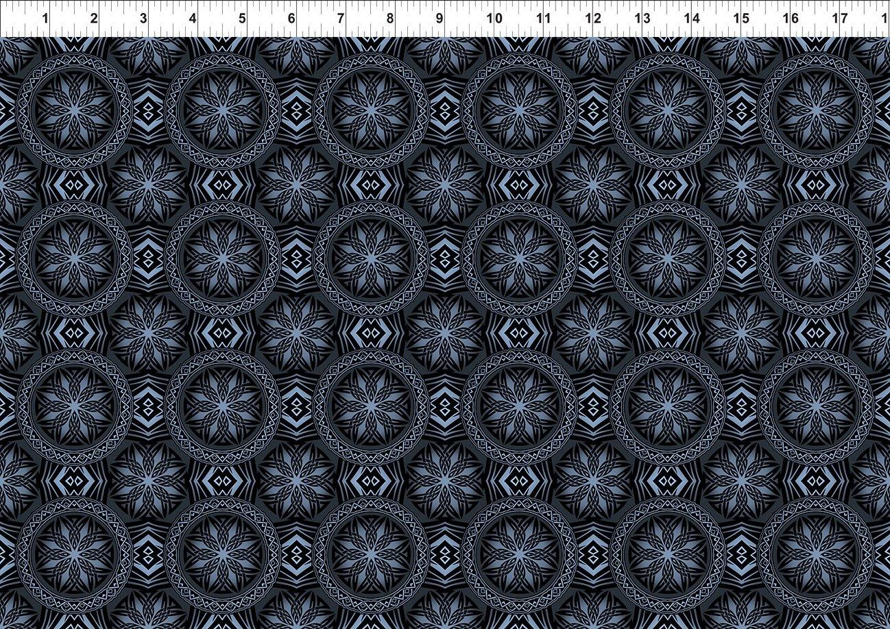 Dragon-Blue Fury Emblems Gray