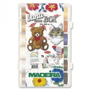 Madeira Lana Smart Box
