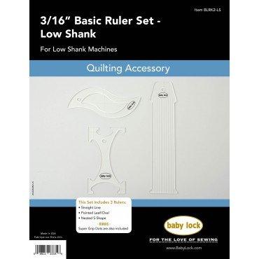 Babylock L/S Basic Ruler Set