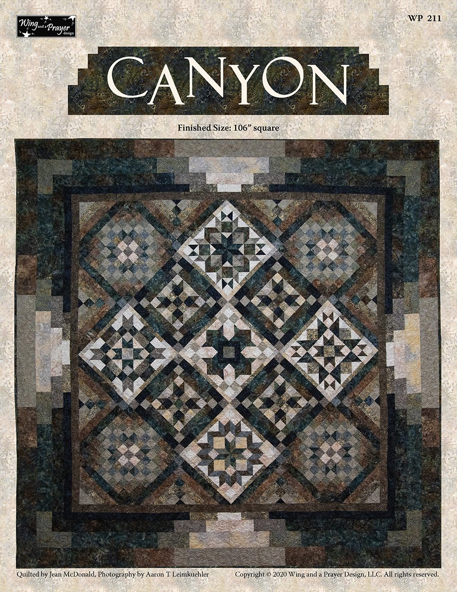 Canyon Block of the Month #1