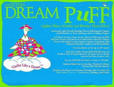 Dream Puff queen 108*93