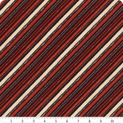 Free Range Fresh-Black Diagonal Stripe