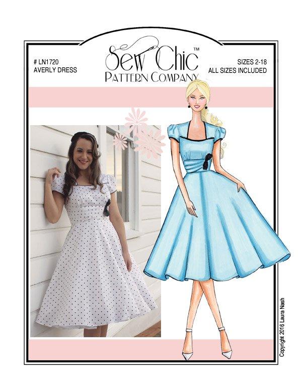 Sew Chic Averly Dress