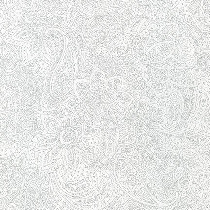 Whisper Metallic- Paisley