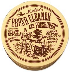 The Master's Brush Cleaner & Preserver
