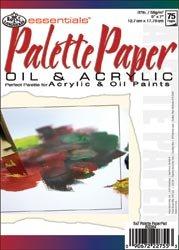 Essentials Palette Paper Pad 5X7