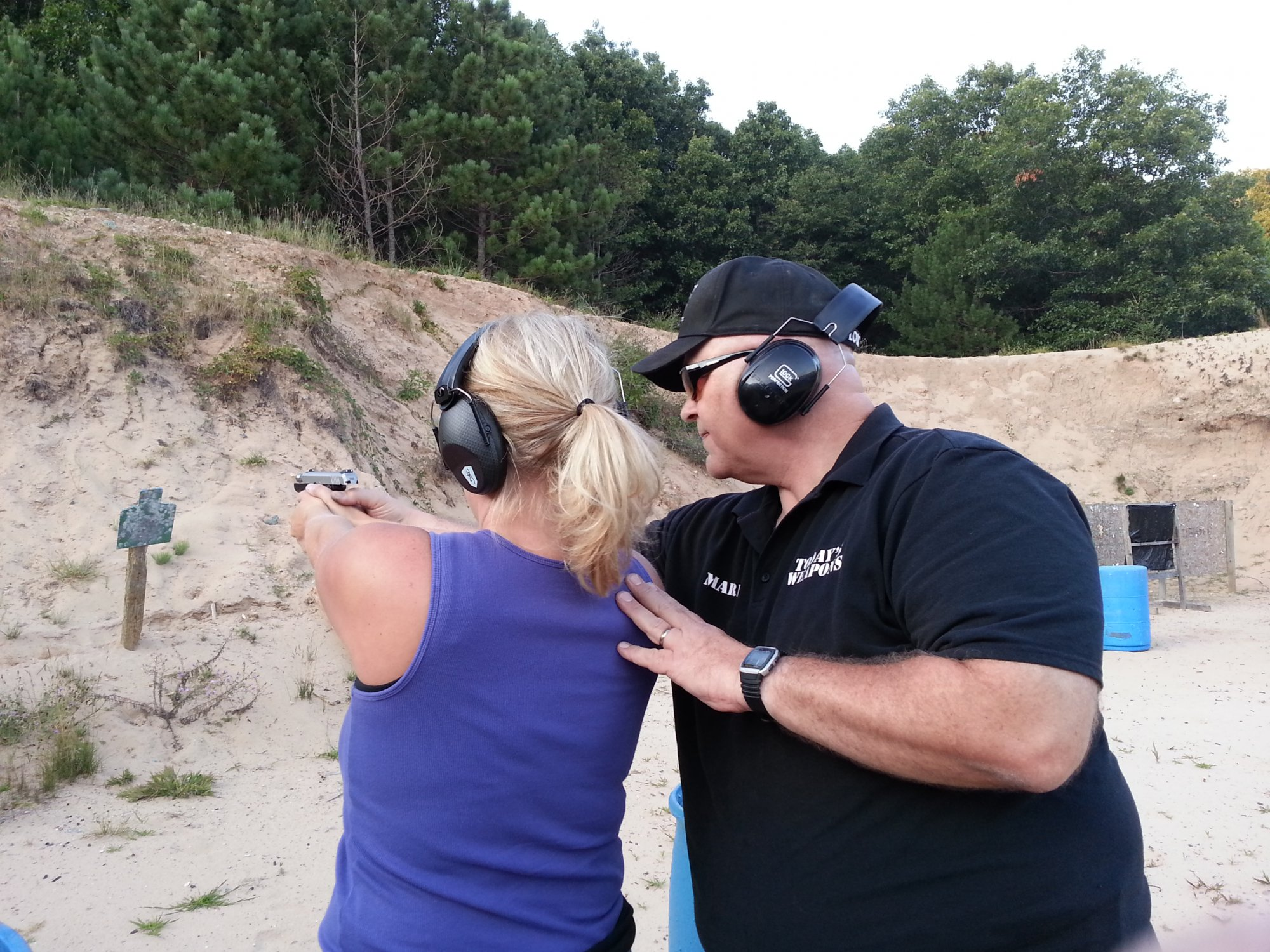 CPL/CCW, Firearms and Tactical Training | Today's Weapons