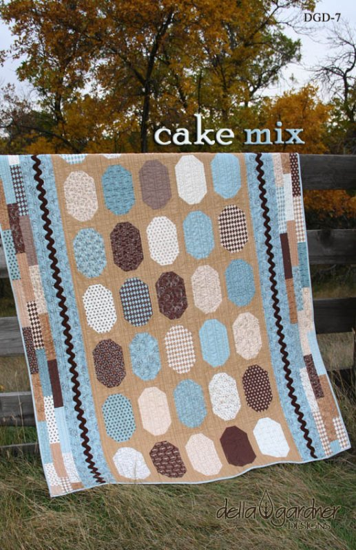 Cake Mix Quilt Pattern