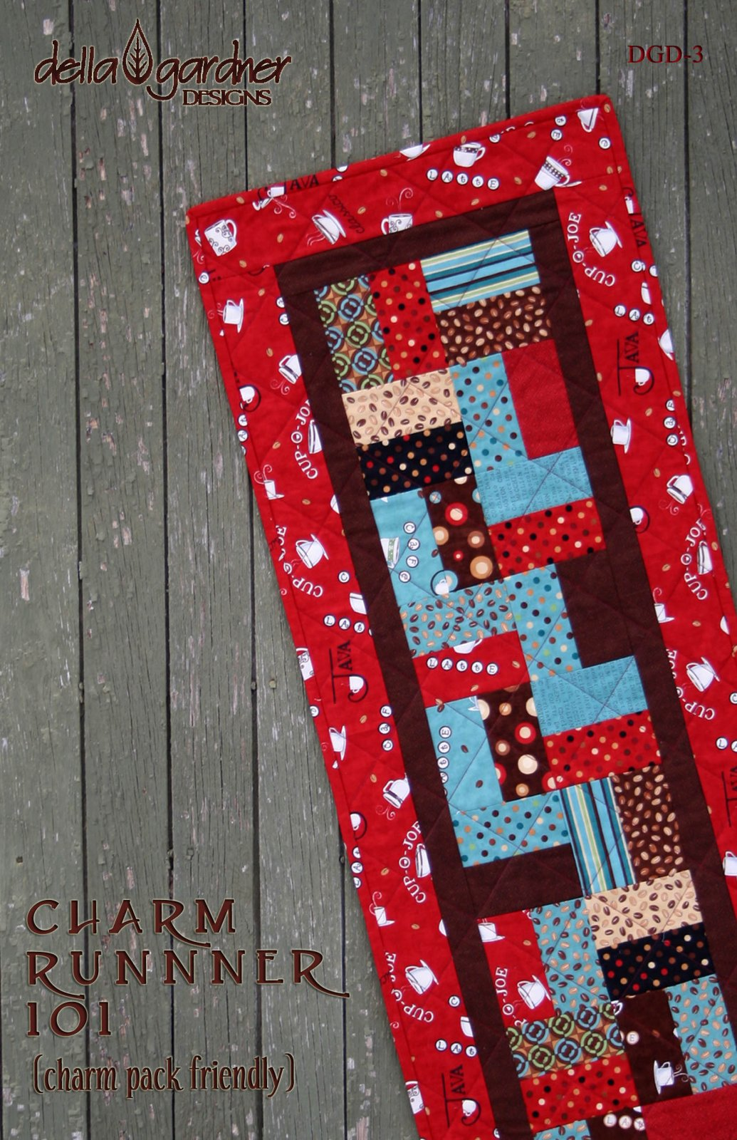Charm Runner 101 Table Runner Pattern