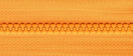24 Zipper--Orange Sherbet, psz001