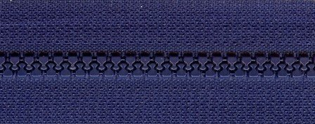 24 Zipper--Navy Blue, psz013