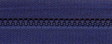24 Zipper--Navy Blue, psz013
