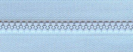 24 Zipper--Med Blue, psz014