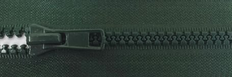 24 Zipper--Dark Tealish Green, psz050