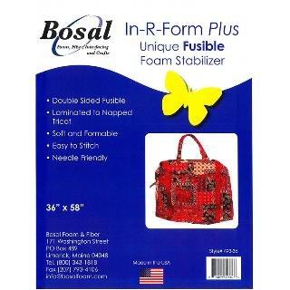 Bosal 493-18 In-R-Form PLUS Double Sided Fusible Foam