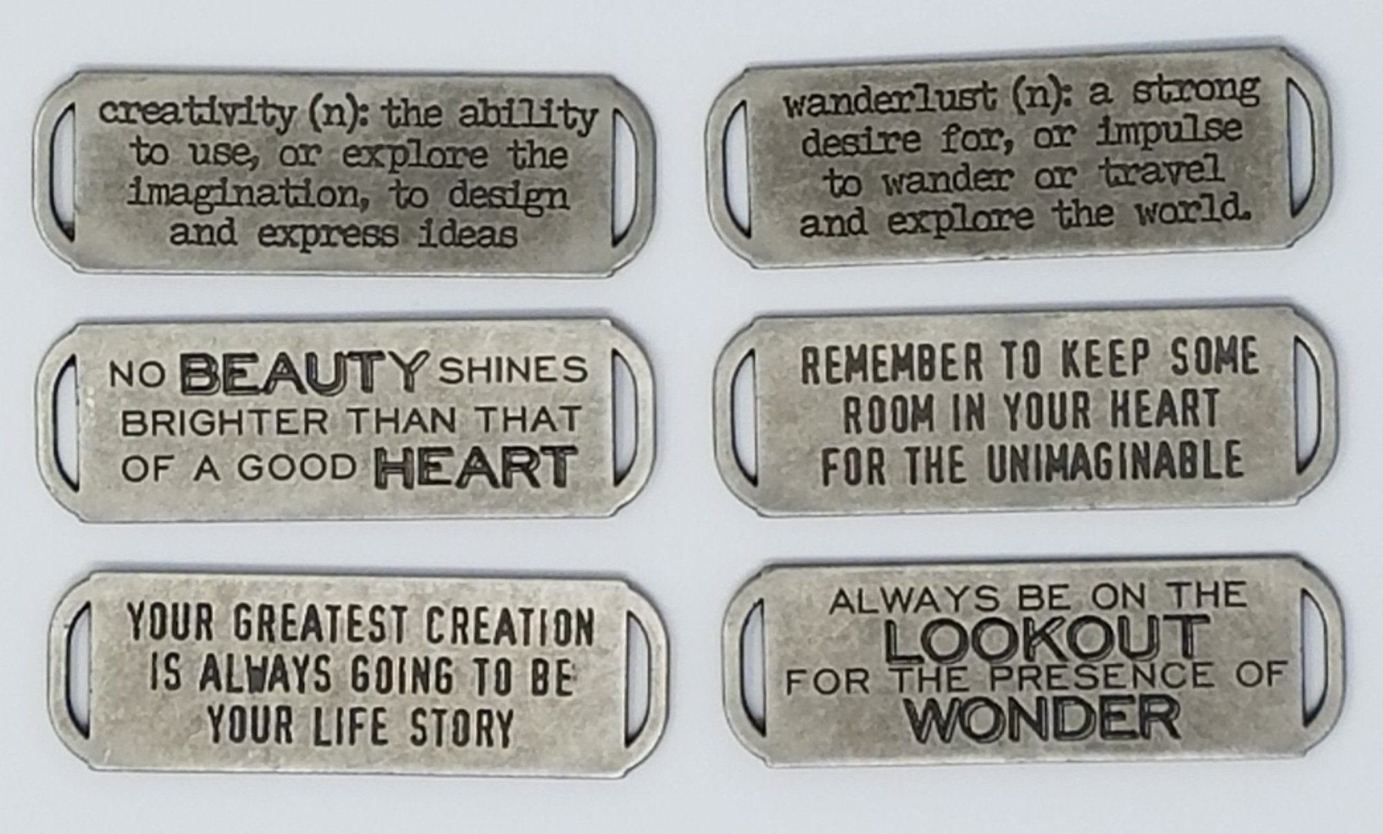 QUOTE bars Assortment of 3 bars
