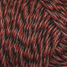 Wildfoote Luxury Sock Yarn SY09 Mums Dyelot 012 - 250yds