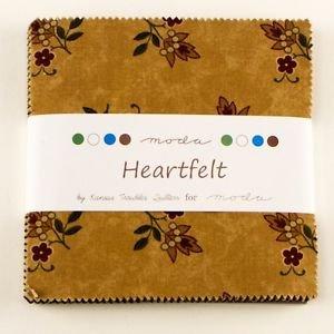 Heartfelt--charm pack