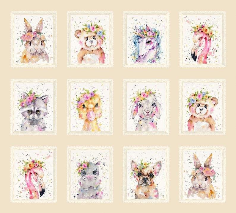 Little Darlings Panel (12 image block)