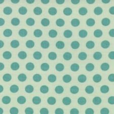 April Showers--dot teal