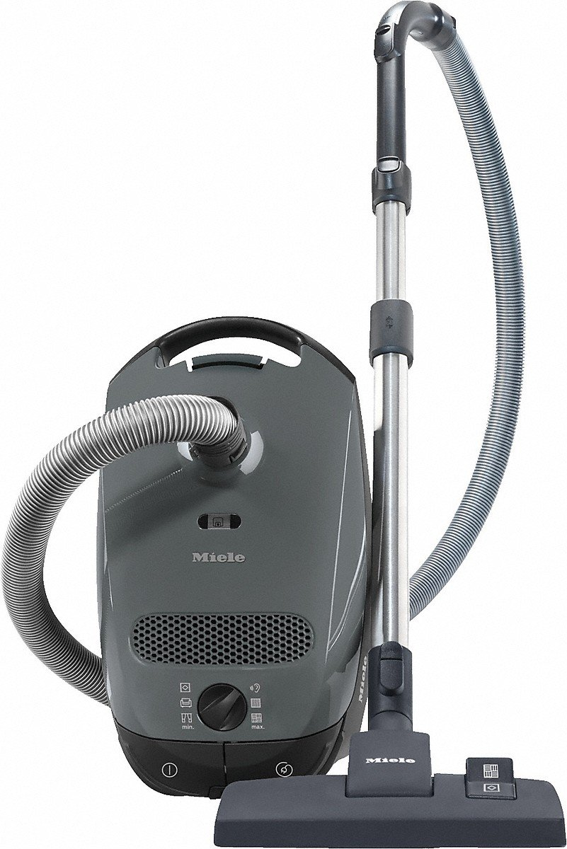 Miele Classic C1 Pure Suction PowerLine - SBAN0 Graphite grey