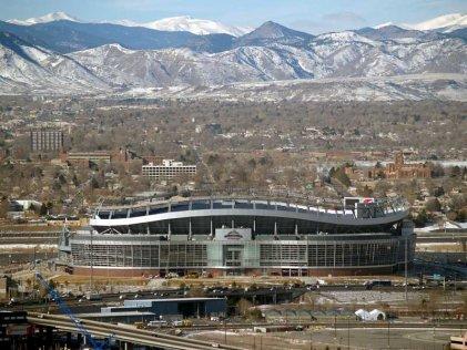 Denver CO Empower Field at Mile High Stadium