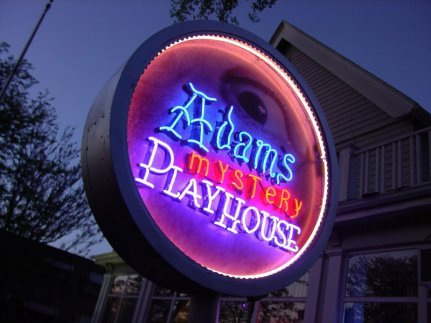 Adams Mystery Playhouse in Denver CO