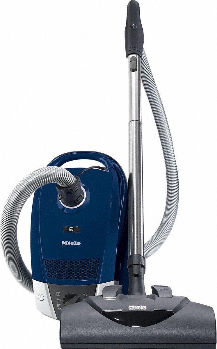Miele Compact C2 Electro+ PowerLine Vacuum Cleaner SDCE0 Blue