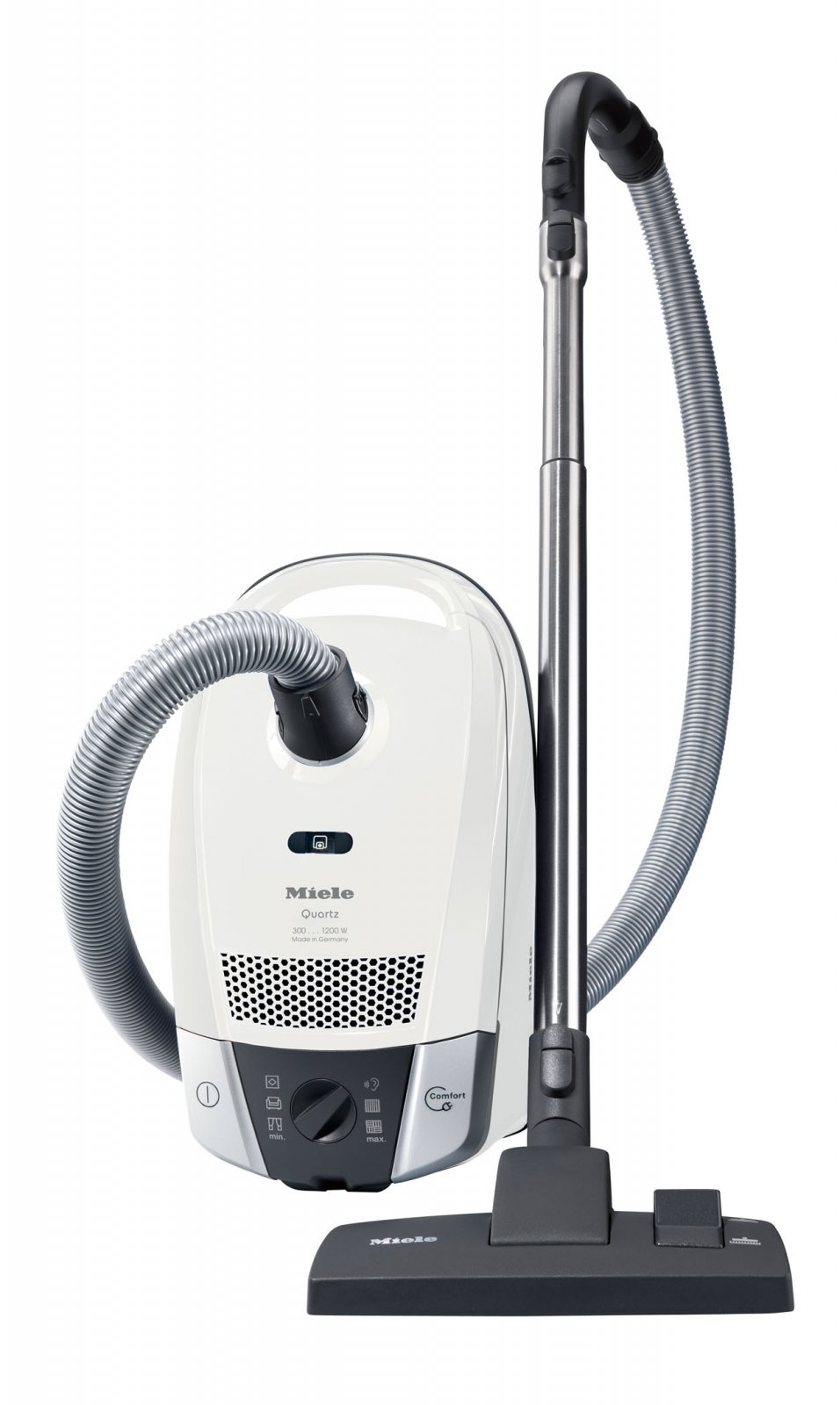 Miele Compact C2 Quartz White Vacuum Cleaner