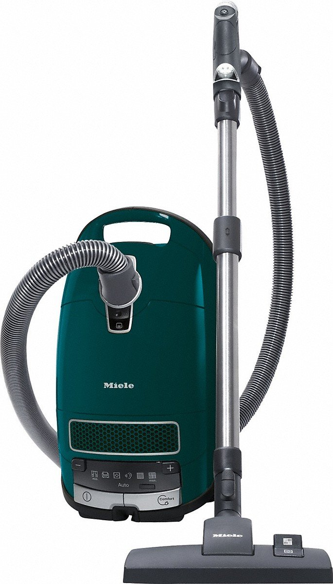 Miele Complete C3 Alize Ivory Vacuum Cleaner