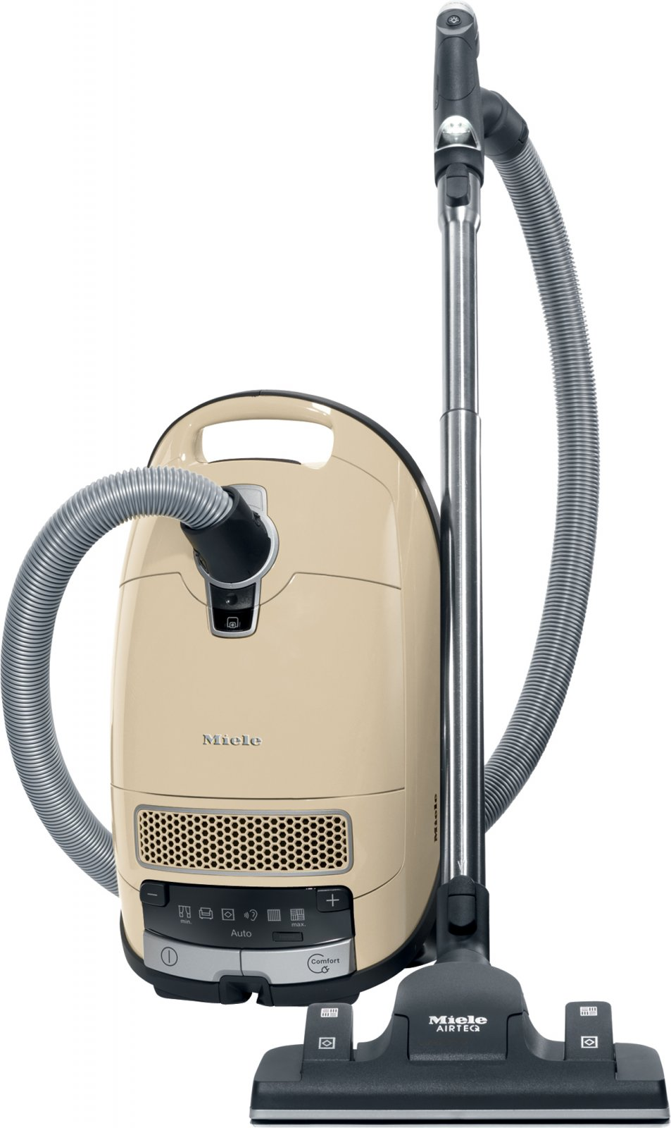 Miele Complete C3 Alize Ivory White Vacuum Cleaner