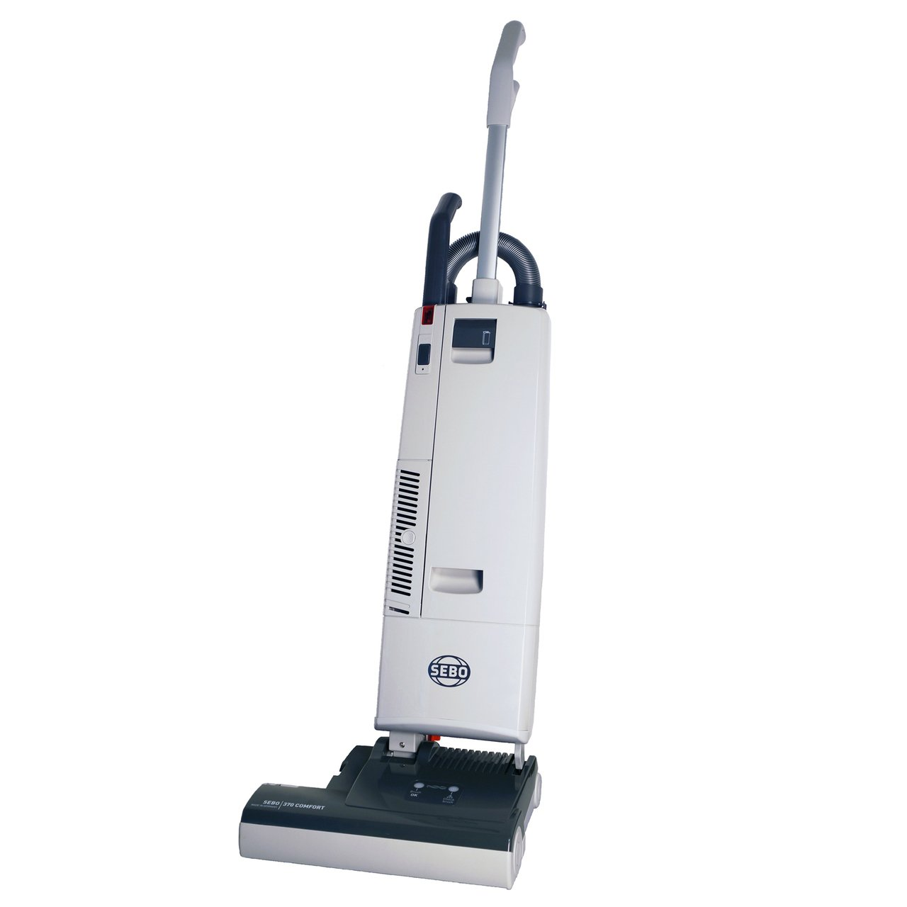 Sebo Electronic 370 Upright Vacuum Cleaner