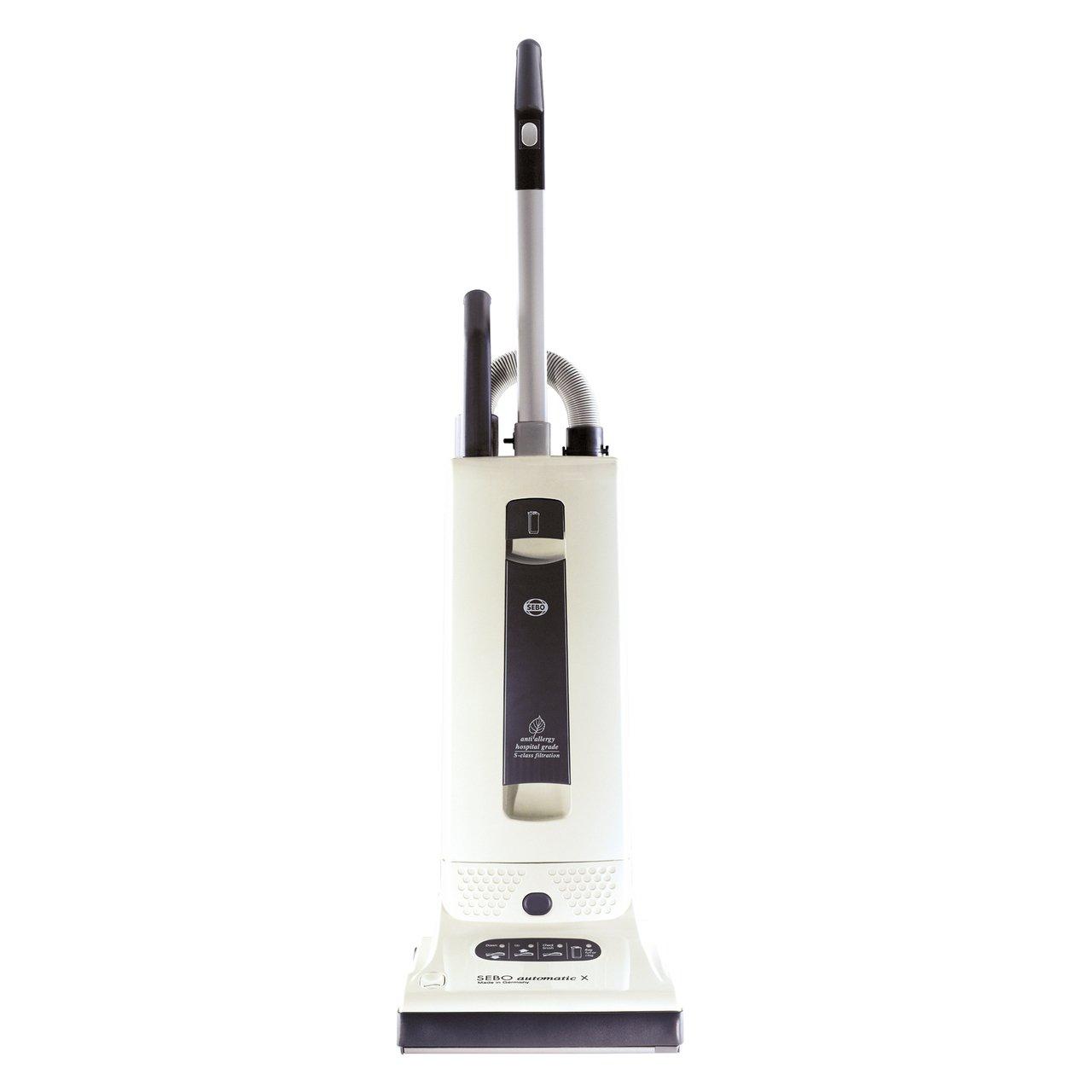 Sebo Automatic X4 White Upright Vacuum Cleaner