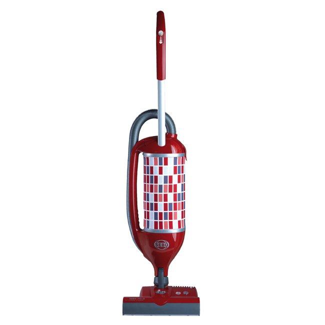 SEBO FELIX Premium Rosso Vacuum Cleaner