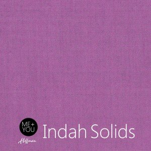 Indah Hand Dyed Solid (100-11) Mauve