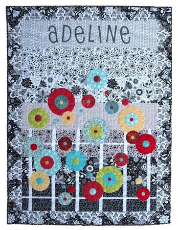 Adeline's Flower Patch <br> By Sam Sarah Design Studio