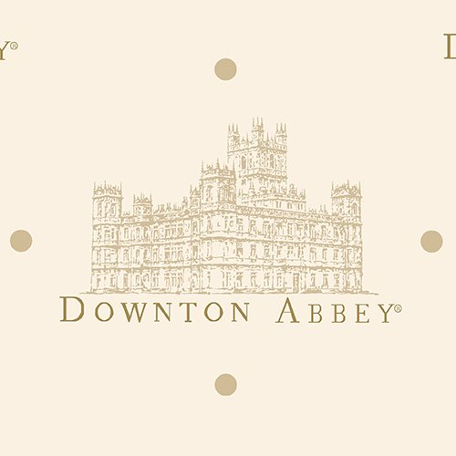 Downton Abbey Logos and Labels Collection (7317-N)