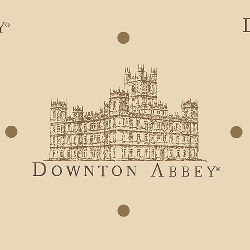 Downton Abbey Logos & Labels Collection (7317-N1)