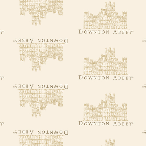 Downton Abbey Logos & Labels Collection (7618-L)