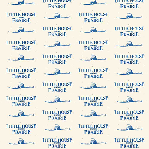 Little House On the Prairie (7982-B) Scenics & Icons