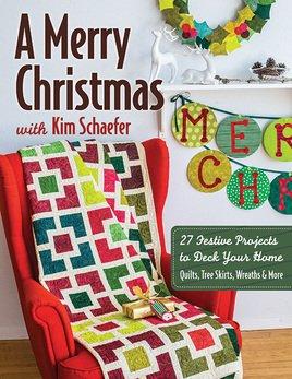 A Merry Christmas Book <br> With Kim Schaefer