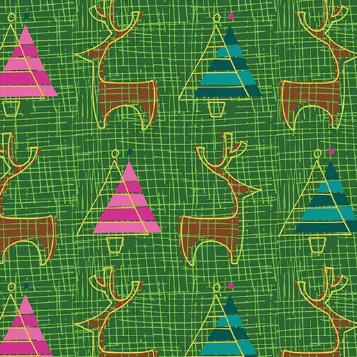 Merry Little Christmas (3025M-40)