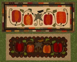 Black Bird's Pumpkin Patch <br> By Waltzing With Bears