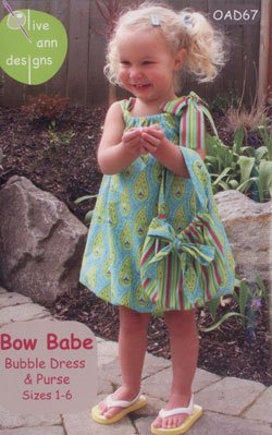 Bow Babe   By Olive Ann Designs