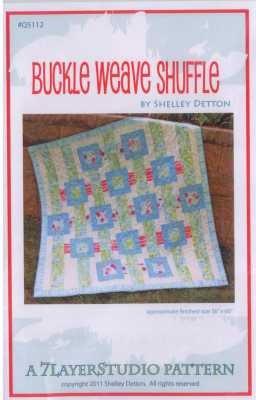 Buckle Weave Shuffle   By 7LayerStudio
