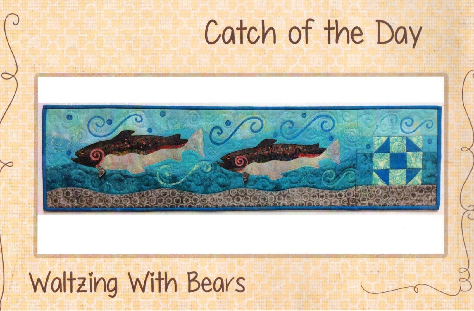 2015 RBR Catch of The Day - Pattern Only