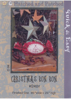 Christmas Bon Bon   By Hatched & Patched
