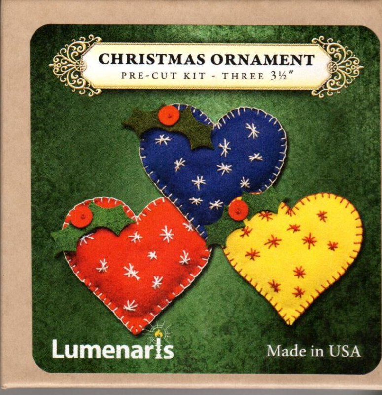 Christmas Ornaments Kit <br> By Lumenaris